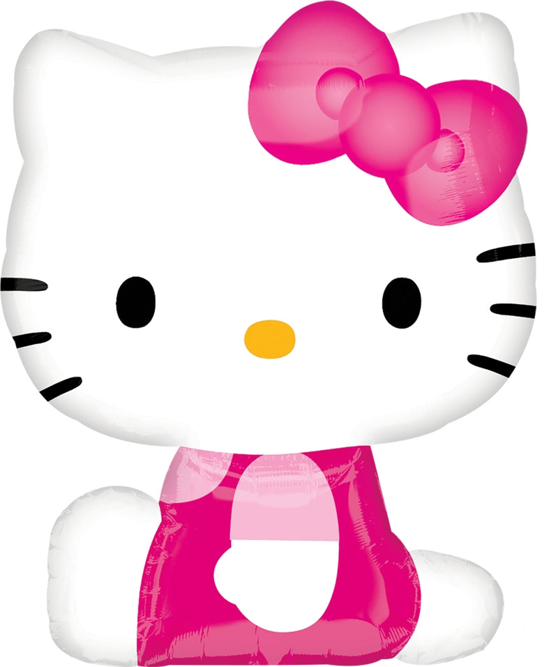 "14"" Hello Kitty Side Pose"