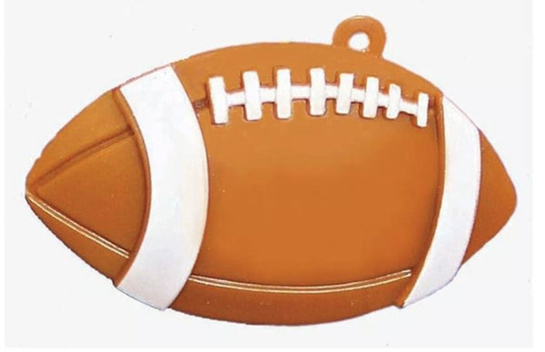 Football Domed 2 pc
