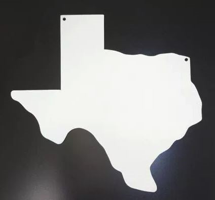 Heavy Duty Mum Backer Texas Shape