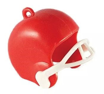 "Football Helmet 1.25"" 3 ct."