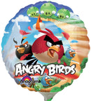 "9"" Angry Birds"