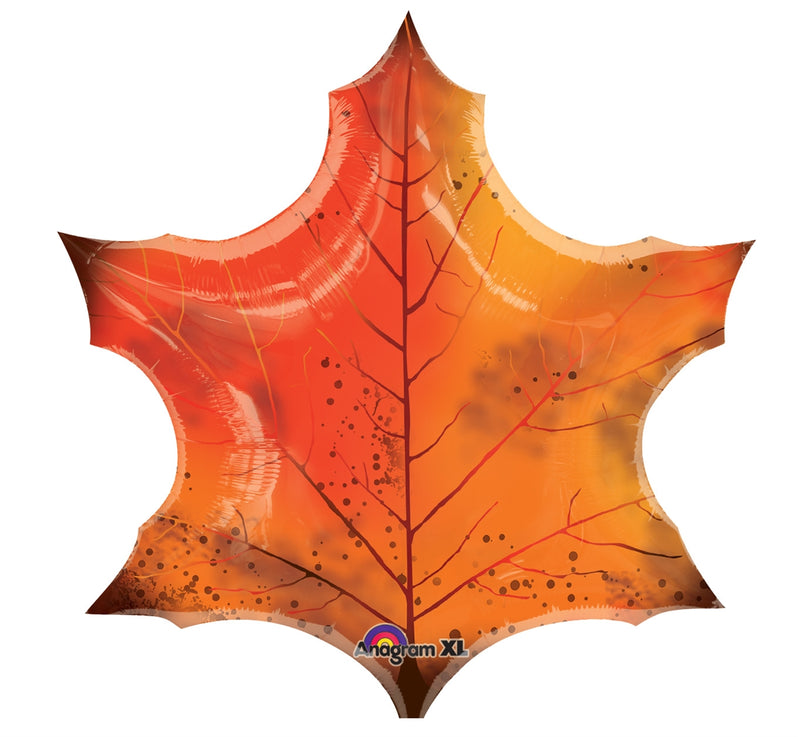 "25"" Maple Leaf"