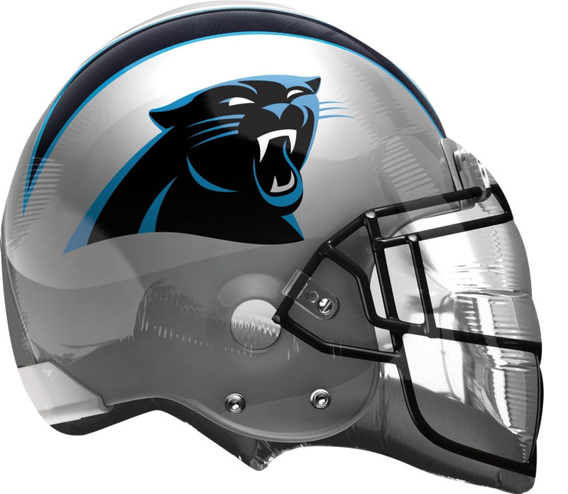 "21"" Carolina Panthers Helmet"