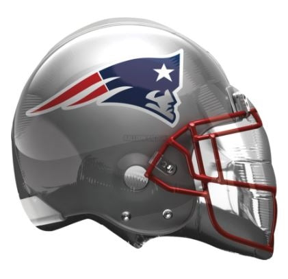 "21"" New England Patriots Helmet"