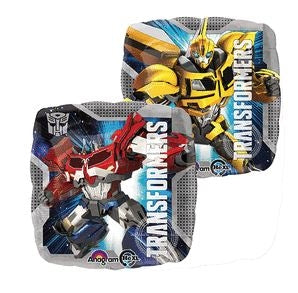 "18"" Transformers"