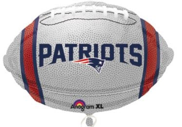 "18"" New England Patriots Balloon"