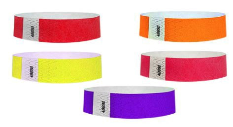 Solid Wristbands