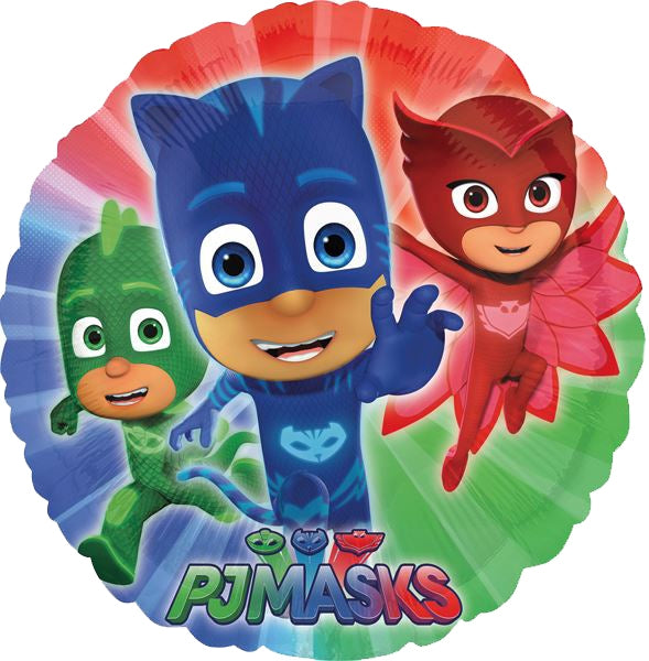 "18"" PJ Masks licensed foil balloon"