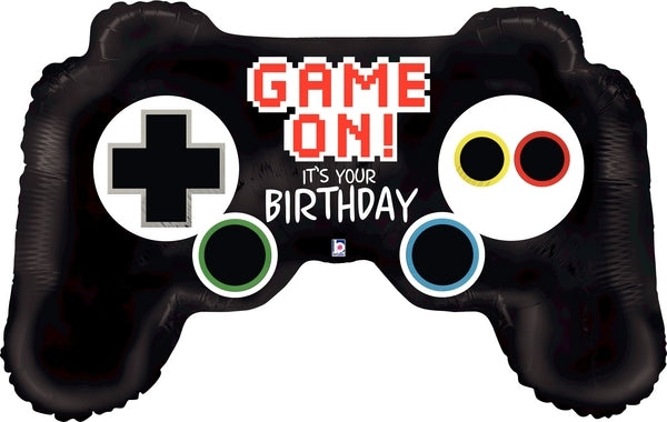 "36"" Game Controller Birthday"