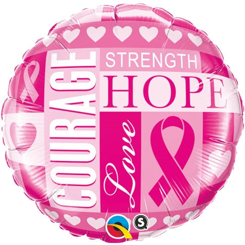 "18"" Breast Cancer Inspirations"
