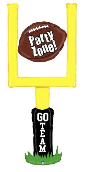 5' Special Delivery Goal Post Balloon
