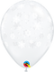 Snowflakes-A-Round Latex Balloons