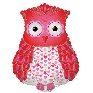 "14"" Love You Owl Airfill"