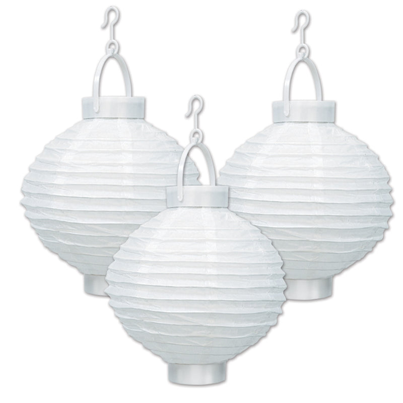 Light-Up Paper Lanterns