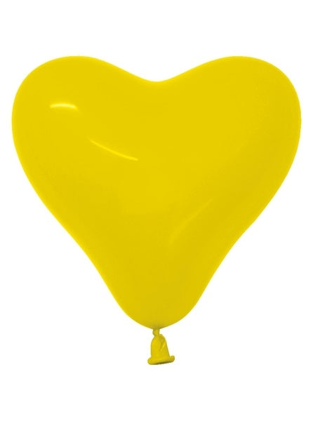 Betallatex Hearts Latex Balloons
