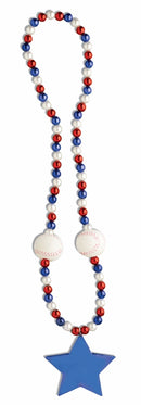 "37"" Party Beads Baseball"