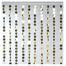 """Spangles"" PVC Circles Beaded Curtain"