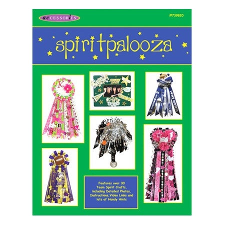 Spiritpalooza! Project Book