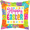 "18"" Easter Square Balloon"