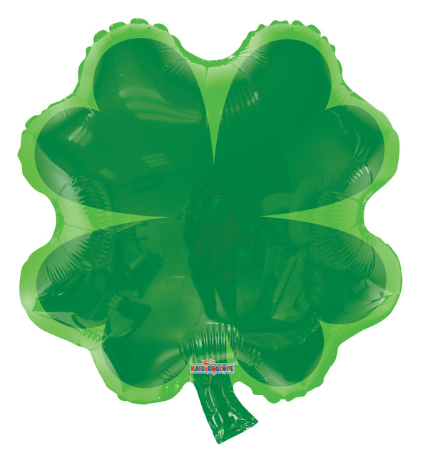 "18"" Shamrock Shape Balloon"