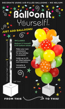 Balloon It Yourself! Centerpiece Kit