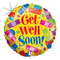 "18"" Get Well Rainbow Bandaids"