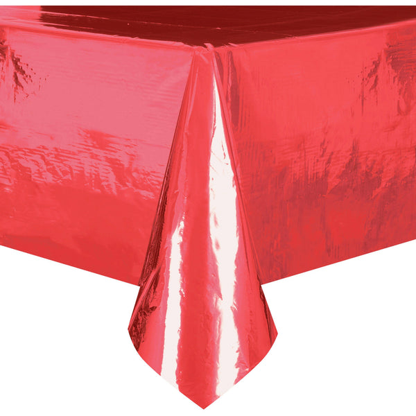 SKD Metallic Rectangular Table Covers