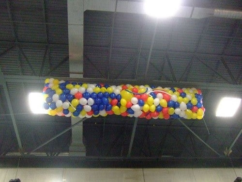 Balloon Drop Net BNP25