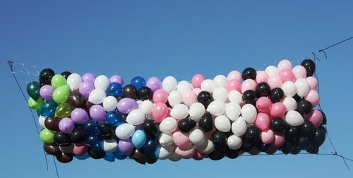 Balloon Drop Net - 50' x 14'