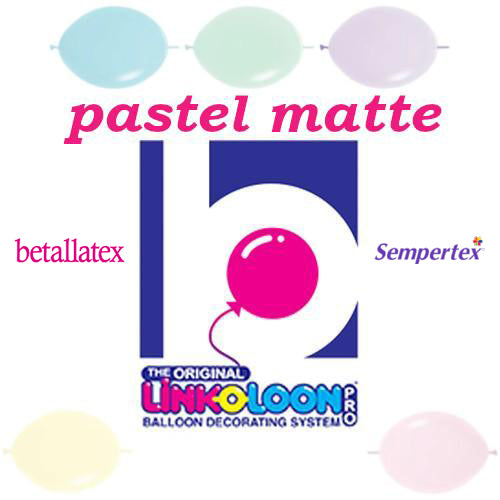 Betallatex Pastel Matte Link-O-Loons