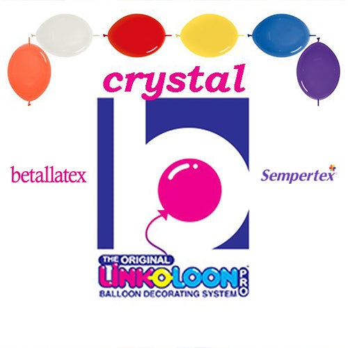 Betallatex Crystal Latex Link-O-Loons®