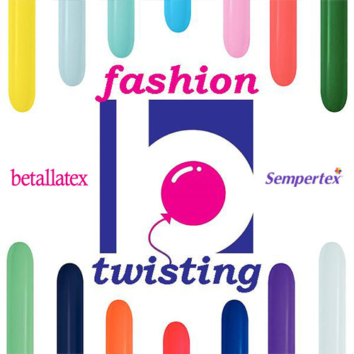 Betallatex Fashion Twisting Balloons