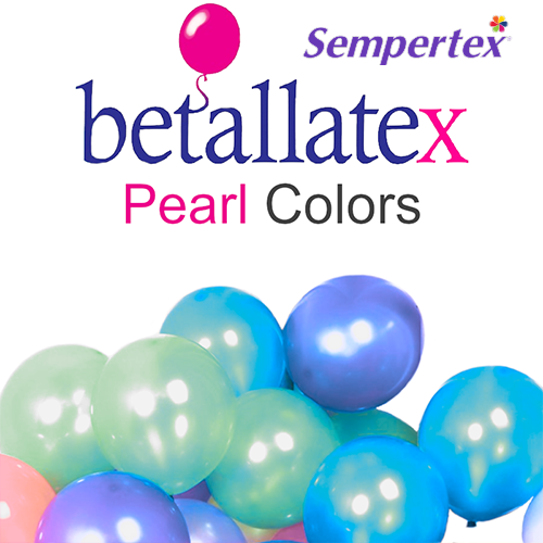 Betallatex Pearl Latex Balloon