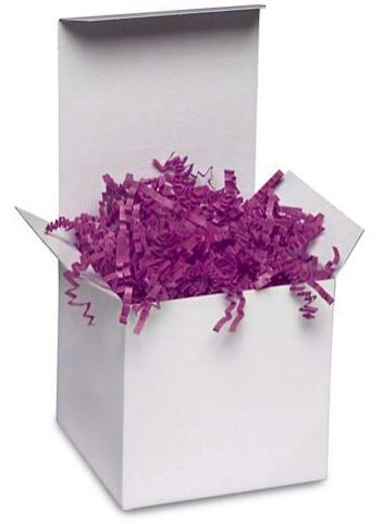 Crinkle Cut Paper Shred Fuchsia