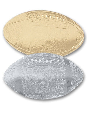 Football Foil Stickers