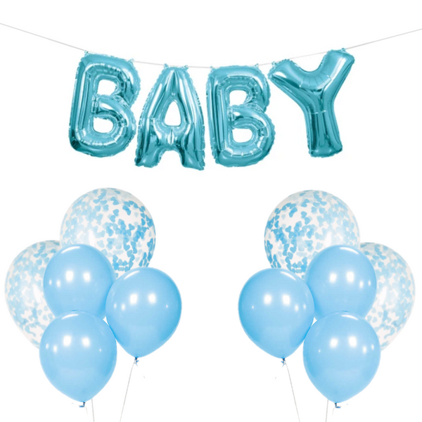 Baby Shower Balloon Kit