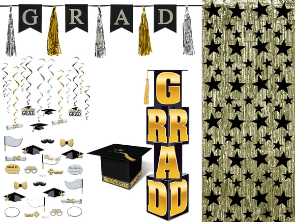 Graduation Party Kit