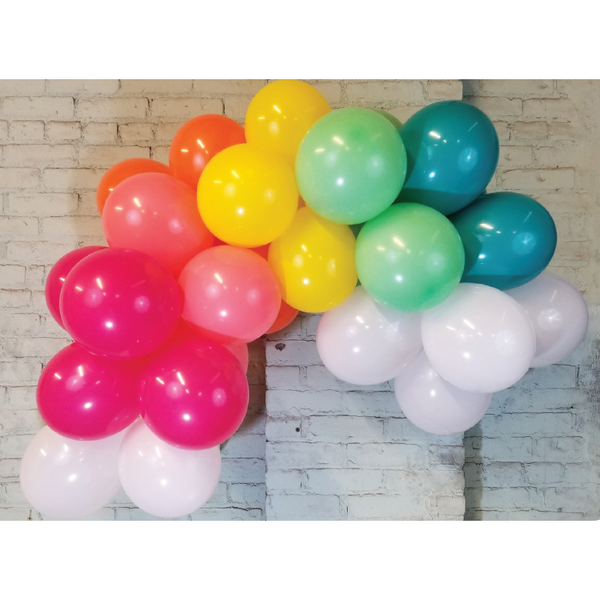 Large Rainbow Garland Kit