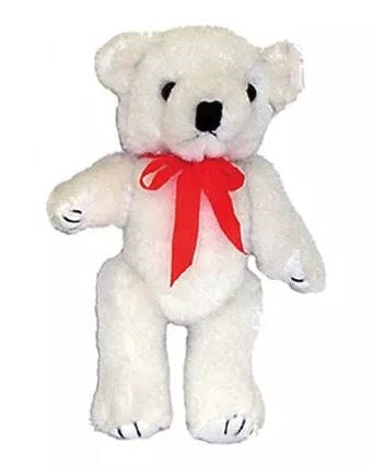 Plush Jointed Bear