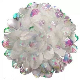 Pearlized Silk Mum 15 Layers