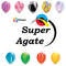 SuperAgate Latex Balloons