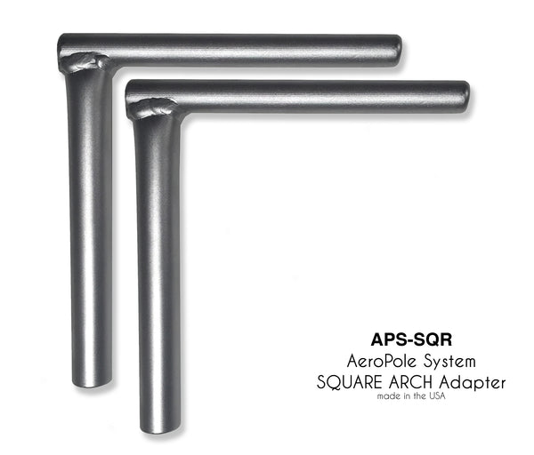 AeroPole Square Adapter kit