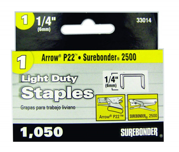 Light Duty Staples