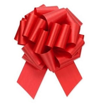 Embossed Pull Bows