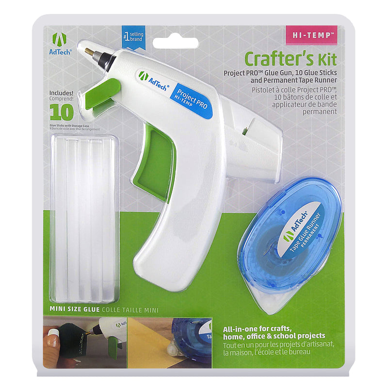 Crafters Gift Pack Glue Gun
