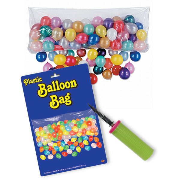 New Year's Balloon Drop Bag and Kits