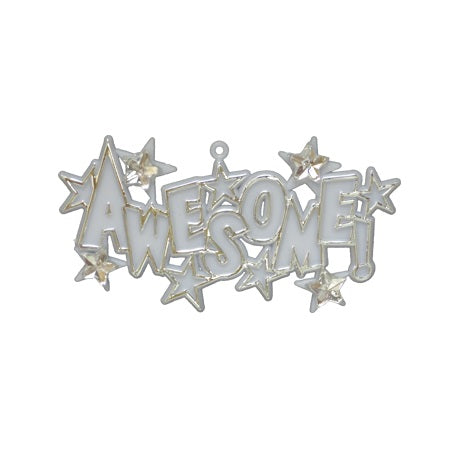 "3"" Awesome Charm"