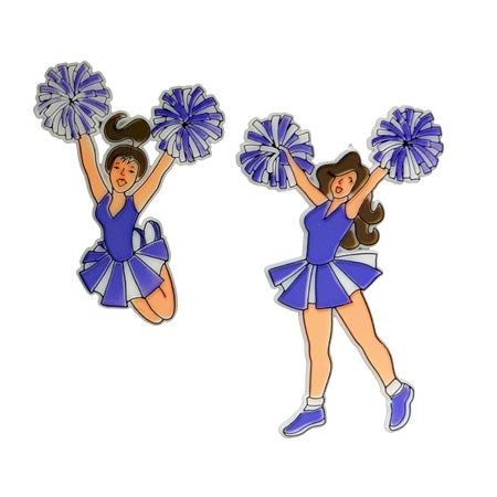 Cheerleader Charm