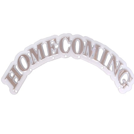 Homecoming Arch Charm