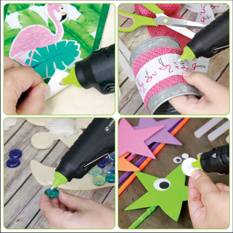Dual Temp Crafting & DIY Glue Gun